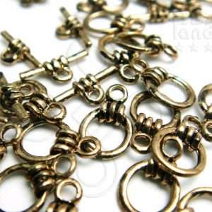 Toggle Clasps | Rod & Ring Clasps